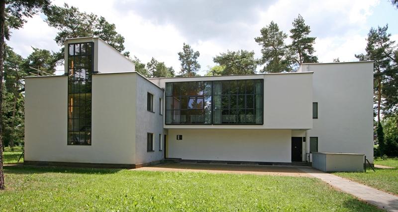 Bauhaus Dessau Im Jubilaumsjahr 2019 Unesco Welterbe